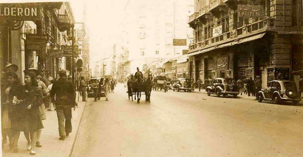A Cairo Street in 1941