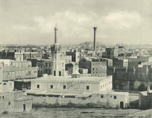Alexandria in 1875