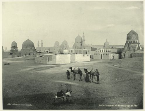 Lower Egypt, 1885