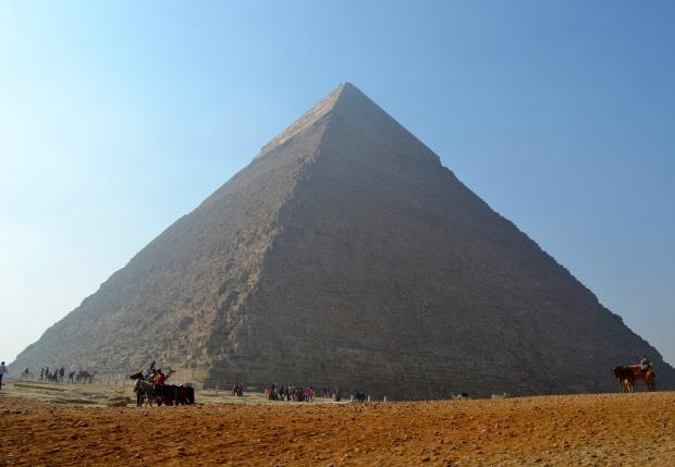 The Great Pyramid of Giza (Pyramid of Khufu)