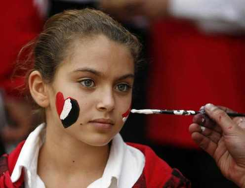 Young or old, men or women, Egyptians are proud of their country and their history.