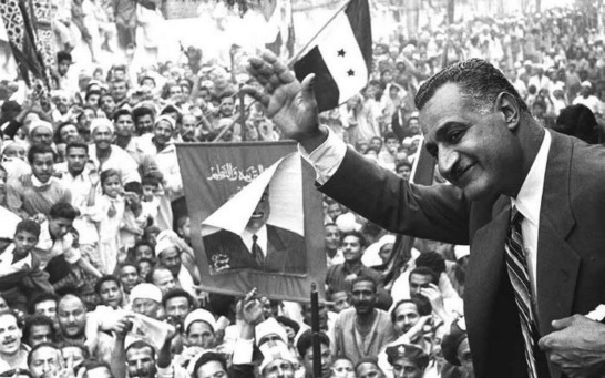 Gamal Abdel Nasser..the first leader of the Daddy State?