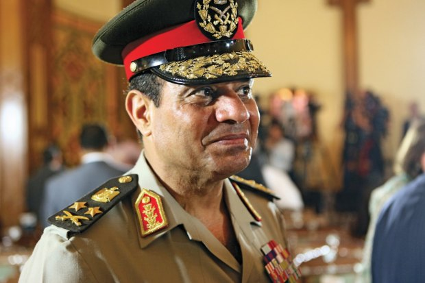 The Military Chief is expected to win the upcoming Presidential elections