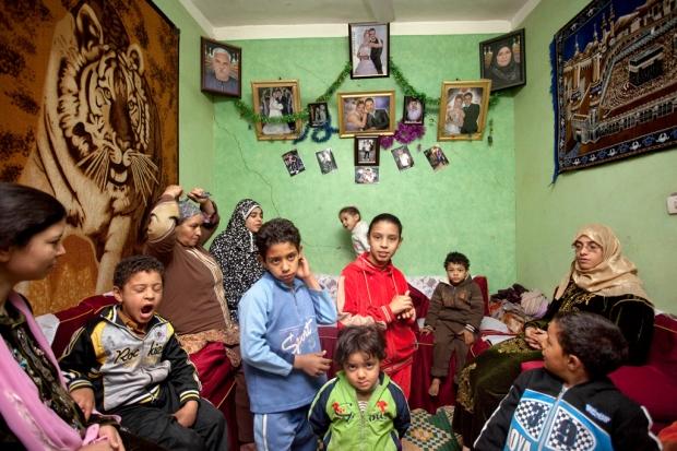 Cairo, March 2012. Credit: Bieke Depoorter