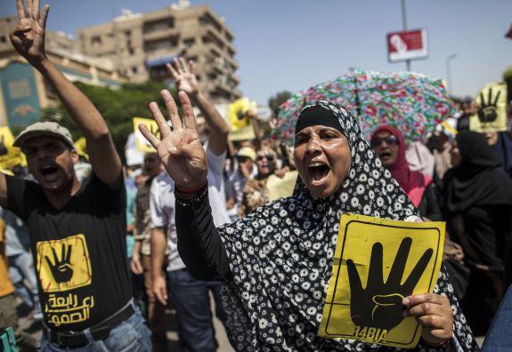 EGYPT-POLITICS-UNREST-DEMO